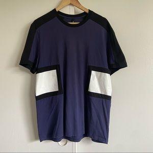 Neil Barrett loose slim fit T-Shirt Size Medium